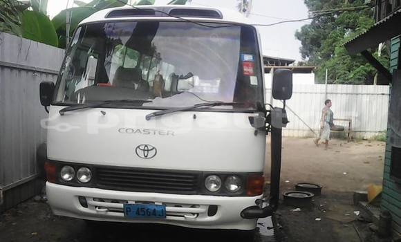 Buy Used Toyota Coaster Other Car in Laiagam in Enga