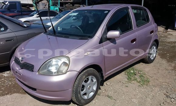 Buy Used Toyota Vitz Other Car in Porgera in Enga