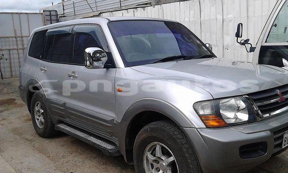 Buy Used Mitsubishi Pajero Other Car in Lorengau in Manus