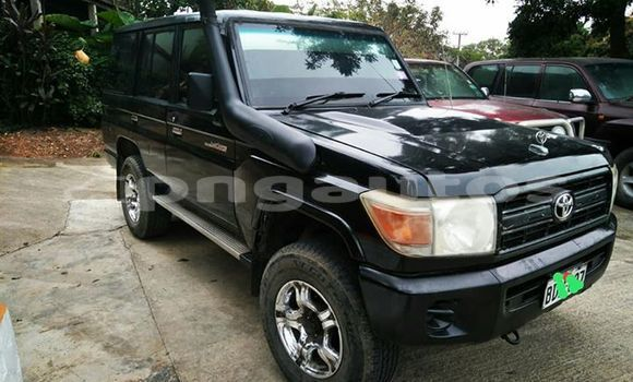 Buy Used Toyota Land Cruiser Other Car in Madang in Madang
