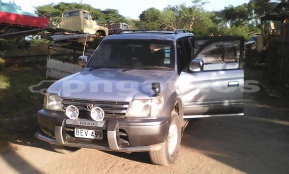 Buy Used Toyota Land Cruiser Other Car in Popondetta in Oro