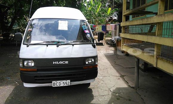 Buy Used Toyota Hiace Other Car in Lae in Morobe