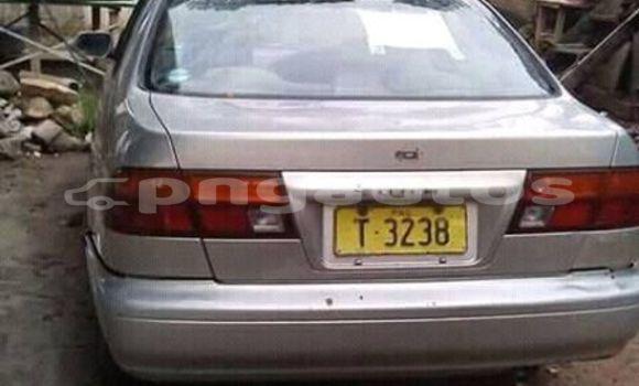Buy Used Nissan Sunny Silver Car in Lae in Morobe