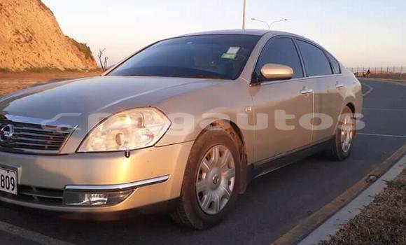Buy Used Nissan Teana Silver Car in Lae in Morobe