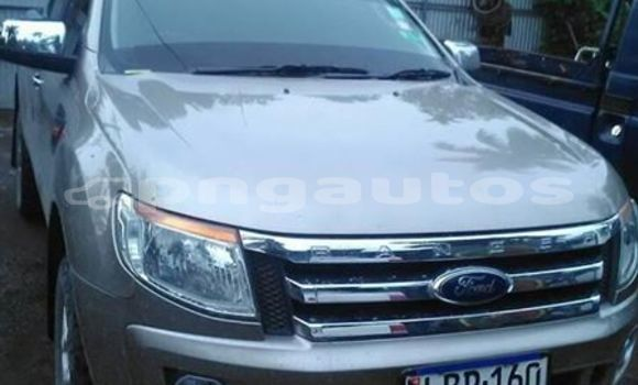 Buy Used Ford Ranger Silver Car in Lae in Morobe