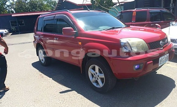 Buy Used Nissan X–Trail Red Car in Port Moresby in National Capital District