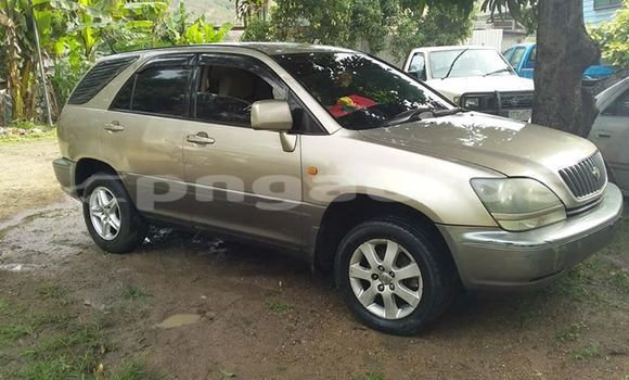 Buy Used Toyota Harrier Other Car in Port Moresby in National Capital District