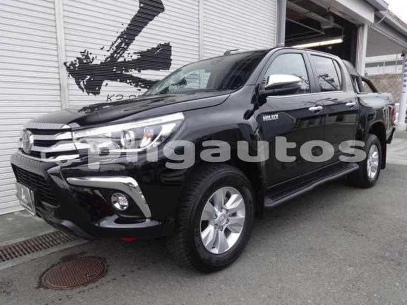Big with watermark toyota hilux autonomous region of bougainville buka town 5697