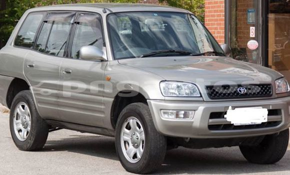 Buy Used Toyota RAV4 Silver Car in Port Moresby in National Capital District