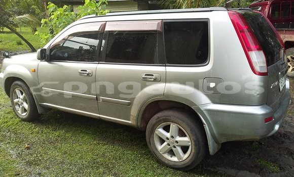 Buy Used Nissan X–Trail Silver Car in Port Moresby in National Capital District