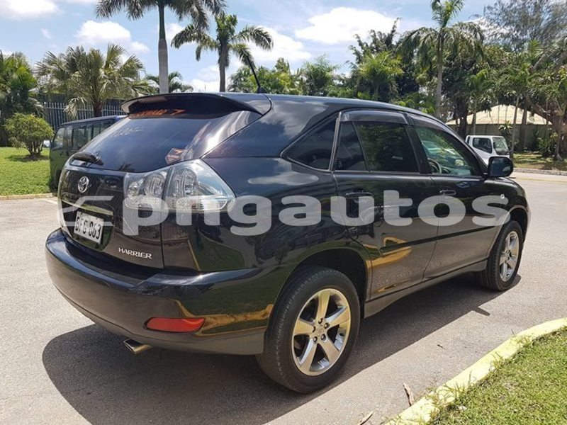 Big with watermark toyota harrier national capital district port moresby 5778