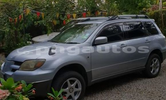 Buy Used Mitsubishi Airtrek Silver Car in Port Moresby in National Capital District