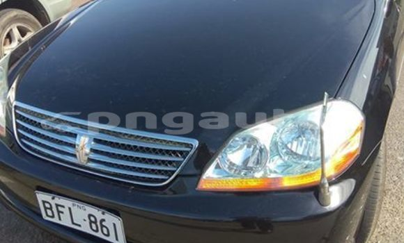 Buy Used Toyota MarkII Black Car in Port Moresby in National Capital District