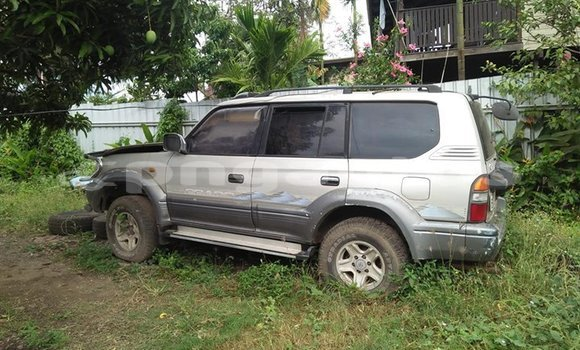 Buy Used Toyota Prado Other Car in Port Moresby in National Capital District