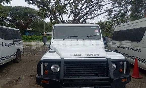 Buy Used Land Rover Range Rover White Car in Port Moresby in National Capital District