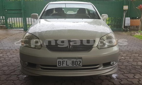 Buy Used Toyota MarkII White Car in Port Moresby in National Capital District