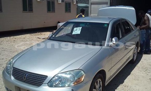 Buy Used Toyota MarkII Silver Car in Port Moresby in National Capital District