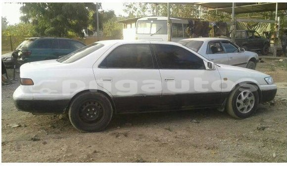 Buy Used Toyota Camry White Car in Port Moresby in National Capital District