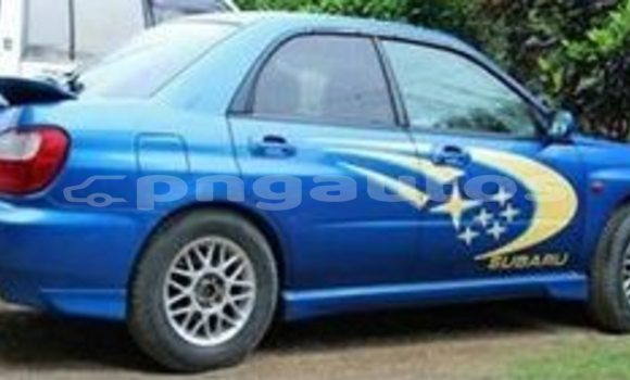 Buy Used Subaru Impreza Other Car in Wau in Morobe