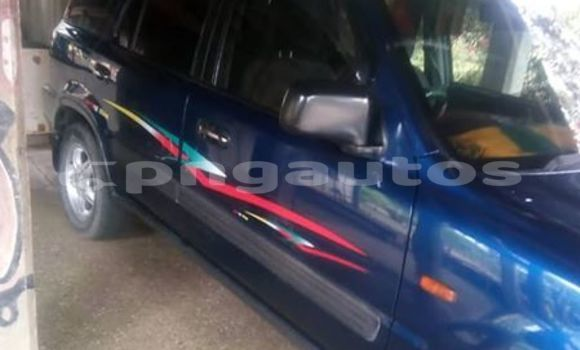 Buy Imported Honda CR–V Blue Car in Port Moresby in National Capital District