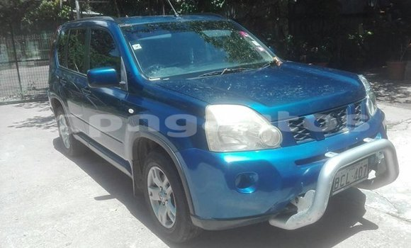 Buy Imported Nissan X–Trail Blue Car in Port Moresby in National Capital District