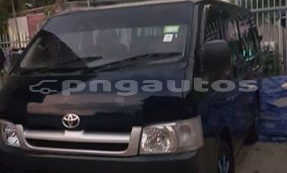 Buy Imported Toyota Hiace Blue Car in Port Moresby in National Capital District