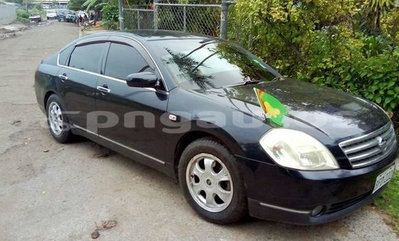 Buy Imported Nissan Teana Black Car in Port Moresby in National Capital District