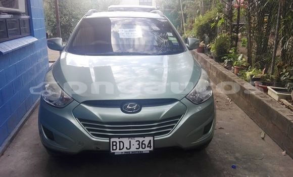 Buy Imported Hyundai Tucson Silver Car in Port Moresby in National Capital District