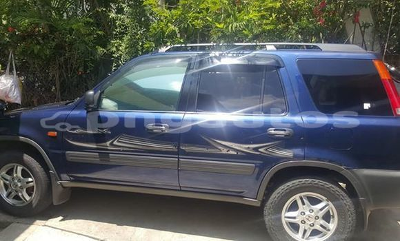 Buy Imported Honda CR–V Brown Car in Port Moresby in National Capital District