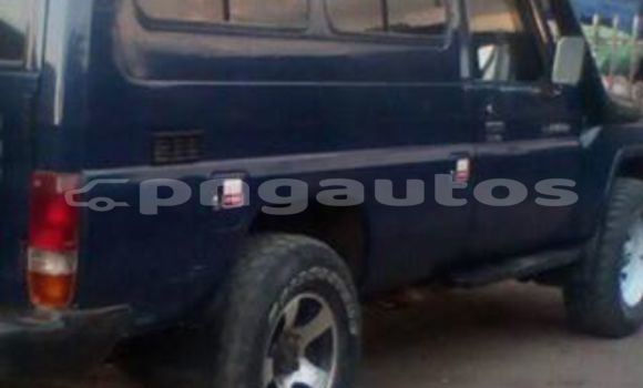 Buy Imported Toyota Land Cruiser Blue Car in Port Moresby in National Capital District
