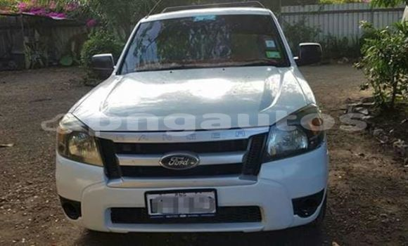 Buy Imported Ford Ranger White Car in Port Moresby in National Capital District