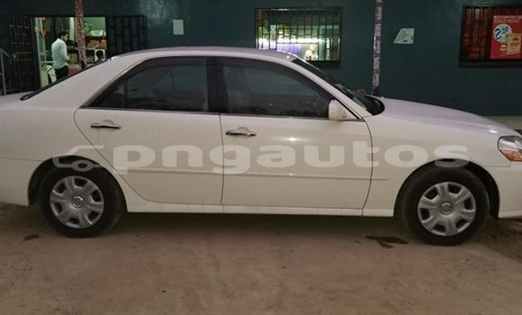 Buy Imported Toyota MarkII Silver Car in Port Moresby in National Capital District