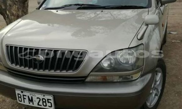 Buy Imported Toyota Harrier Other Car in Port Moresby in National Capital District