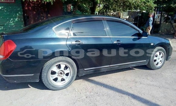 Buy Used Nissan Teana Blue Car in Port Moresby in National Capital District