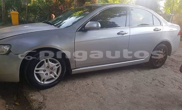 Buy Used Honda Accord Silver Car in Port Moresby in National Capital District