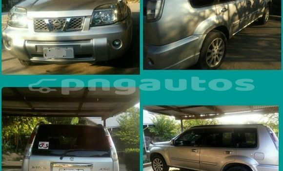 Buy Used Nissan X-Trail Silver Car in Port Moresby in National Capital District