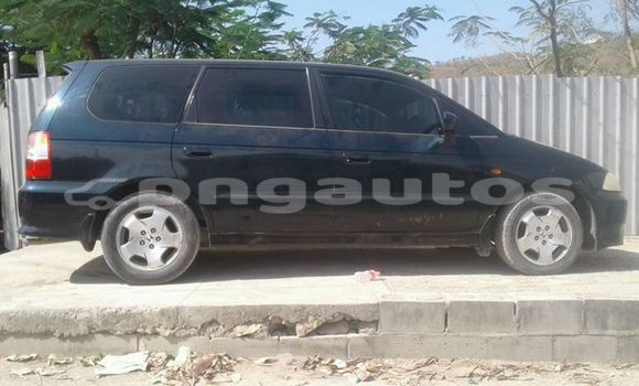 Buy Used Honda Odyssey Black Car in Port Moresby in National Capital District