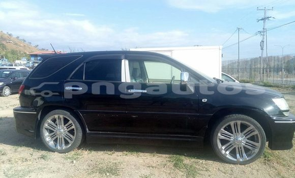 Buy Used Lexus RX 300 Black Car in Port Moresby in National Capital District