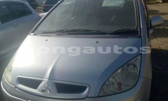 Buy Used Mitsubishi Colt Silver Car in Port Moresby in National Capital District