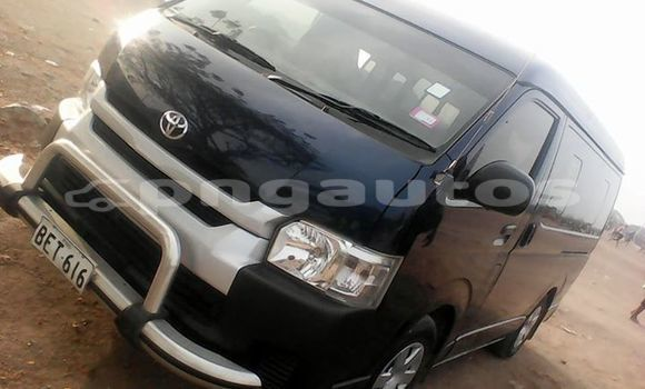 Buy Used Toyota Hiace Other Car in Wau in Morobe