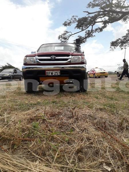 Big with watermark toyota hilux east new britain pomio 6547