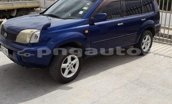 Buy Used Nissan X-Trail Blue Car in Port Moresby in National Capital District