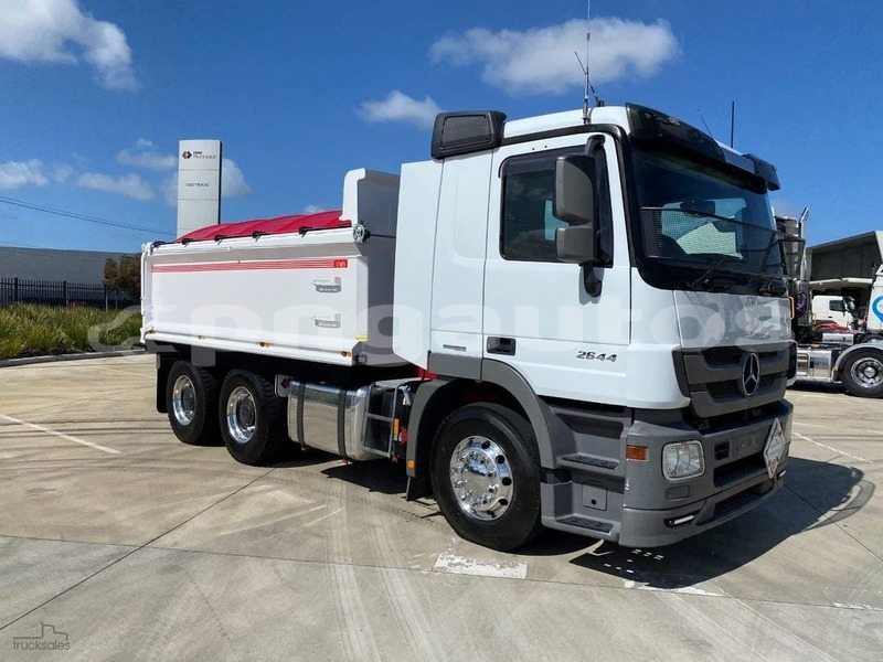 Big with watermark mercedes benz tipper national capital district port moresby 6666