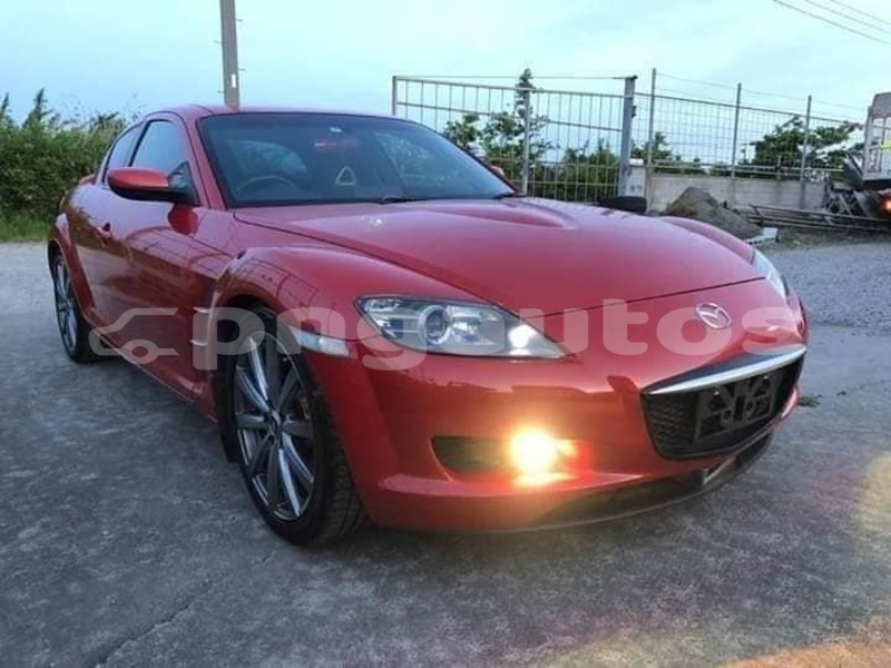 Big with watermark mazda rx 8 national capital district port moresby 6686