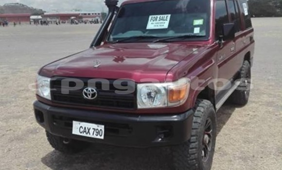 Buy Used Toyota Land Cruiser Other Car in Port Moresby in National Capital District
