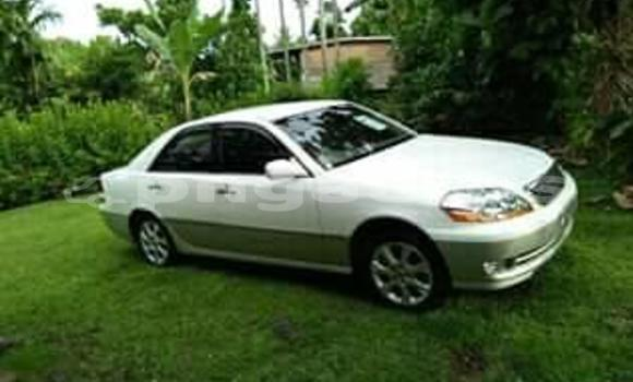 Buy Used Toyota Mark II White Car in Port Moresby in National Capital District