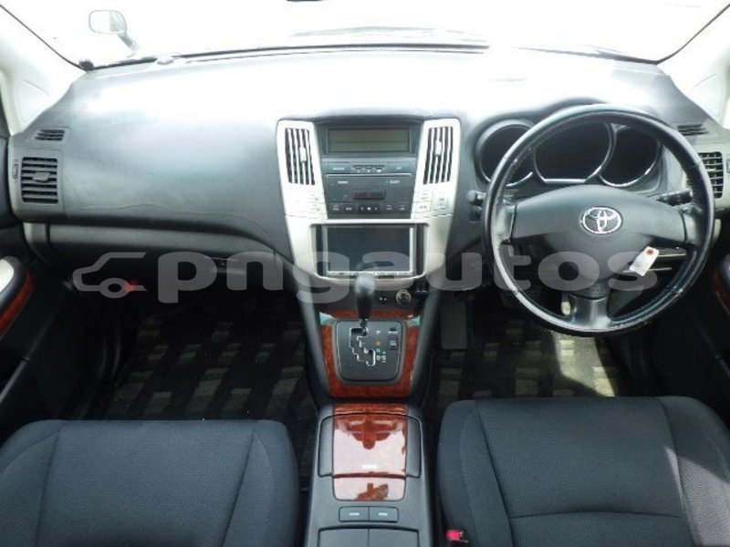 Big with watermark toyota harrier national capital district port moresby 6758