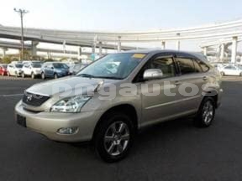 Big with watermark toyota harrier national capital district port moresby 6807