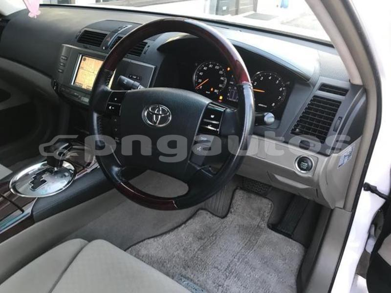 Big with watermark toyota mark x national capital district port moresby 6825