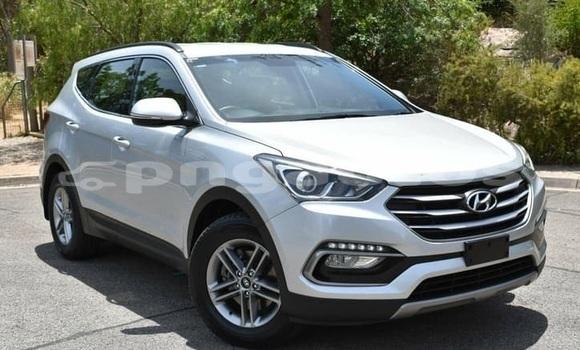Buy Used Hyundai Santa Fe Silver Car in Nyada in Manus